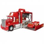 Camion Smoby Mack Truck cu Masina Fulger McQueen