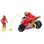 Mondo Motors Motocicleta Ducati Valentino Rossi cu lansator