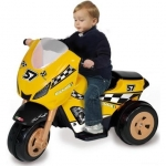 Motoscuter electric Super GP Yellow Biemme