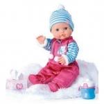 Papusa Nenuco Bebe Iarna
