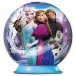 Puzzle 3D Frozen 72 Piese