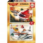 Puzzle Planes 2 x 20