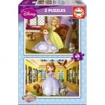 Puzzle Sofia 2 x 48