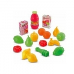 Set Legume si Fructe in Saculet