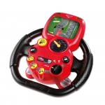 Simulator auto cu volan si sunete Smoby Cars