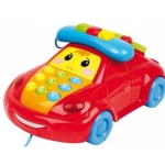 Telefon educativ Funny Car
