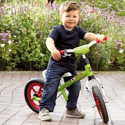 Bicicleta fara pedale Speedy Emma