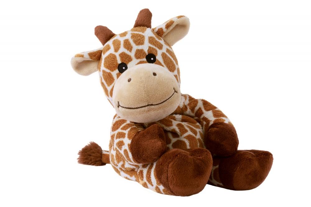 Jucarie de plus pentru microunde Girafa