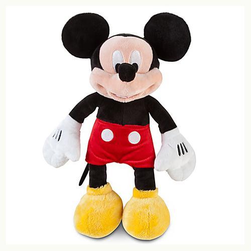 Mascota Plus Mickey Mouse 25 Cm ClubHouse