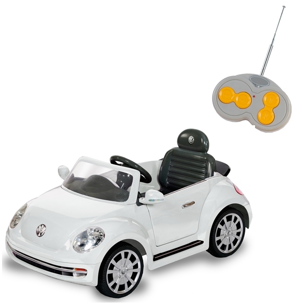 Masinuta electrica cu telecomanda Maggiolino Volkswagen