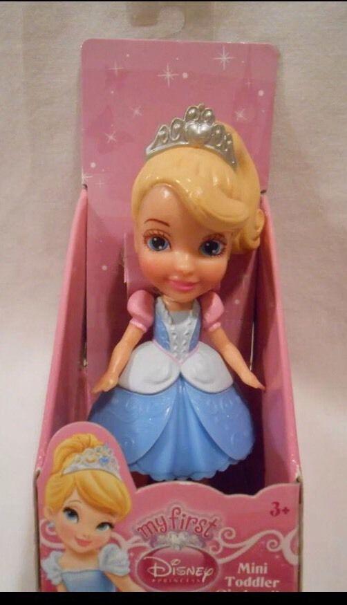 Printese Disney Figurina 8 cm Cenusareasa