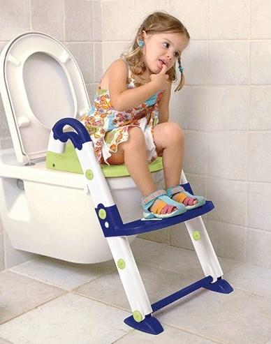 Scara cu reductor WC si olita Kidskit