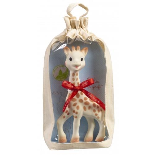 Jucarie pentru dentitie Girafa Sophie Sochic Vulli