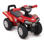 ATV fara pedale Moni Ride&Go Rosu