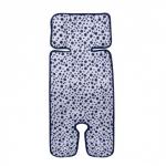 Protectie textila carucior Sevi Baby  Albastru