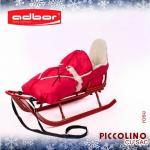 Saniuta Adbor Piccolino cu saculet Rosu