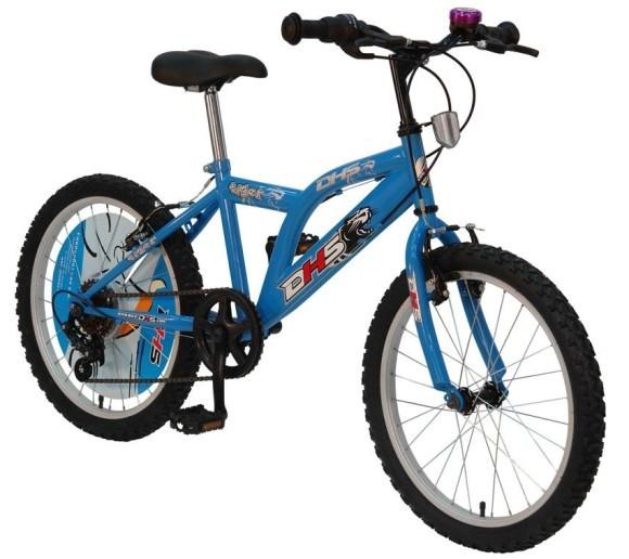 Bicicleta Copii DHS 2021 5V