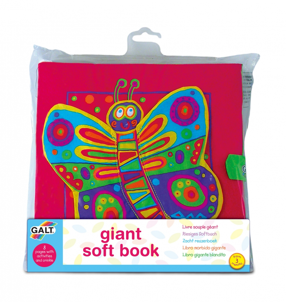 Carte gigant material moale Giant Soft B