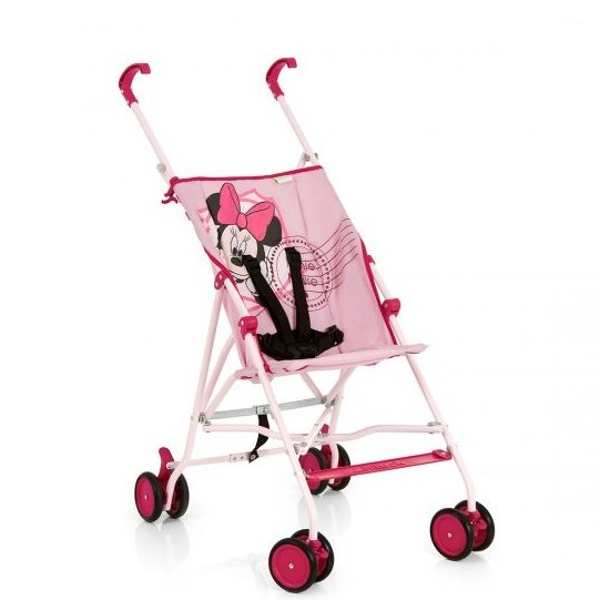 Carucior Hauck Buggy Go-S Minnie Pink