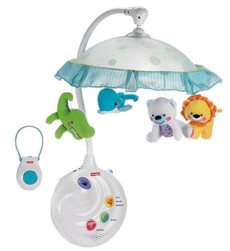 Carusel musical cu proiector Smart Baby Animals