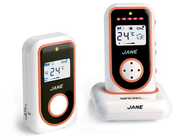 Interfon reincarcabil Jane Sincro Nano