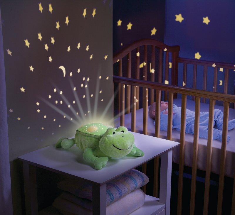 Lampa cu sunete si proiectii Prietenii Somnului