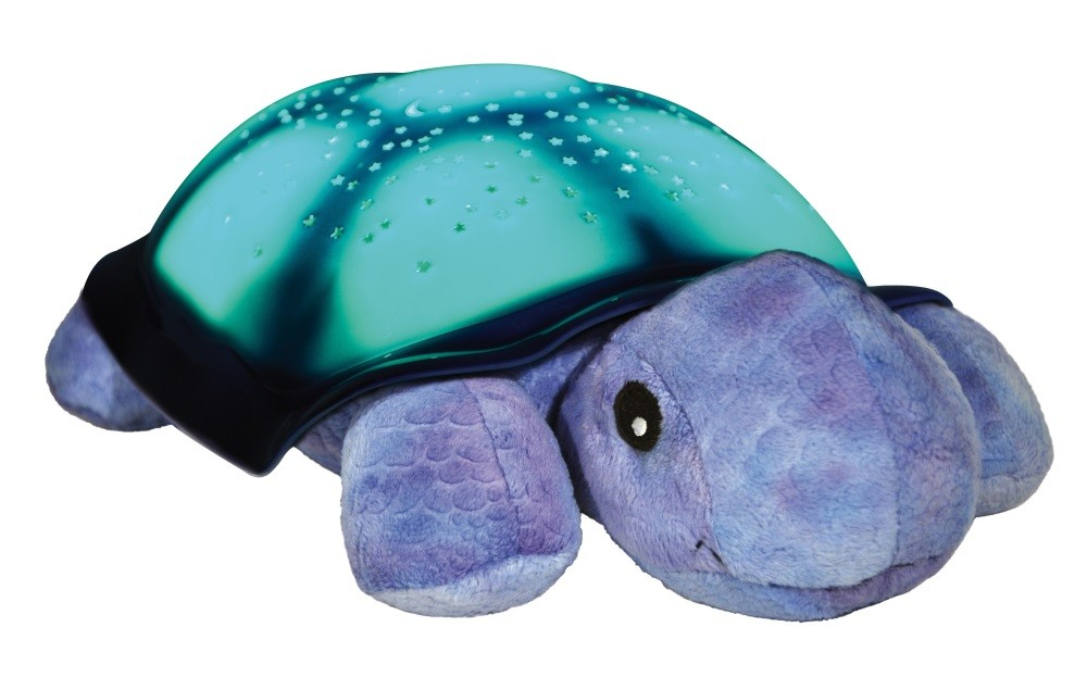 Lampa De Veghe Twilight Turtle Purple