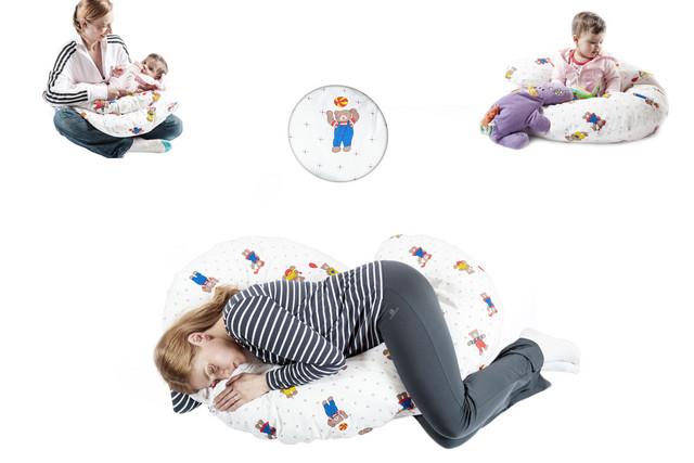 Perna gravide 3 in1 Bebedeco