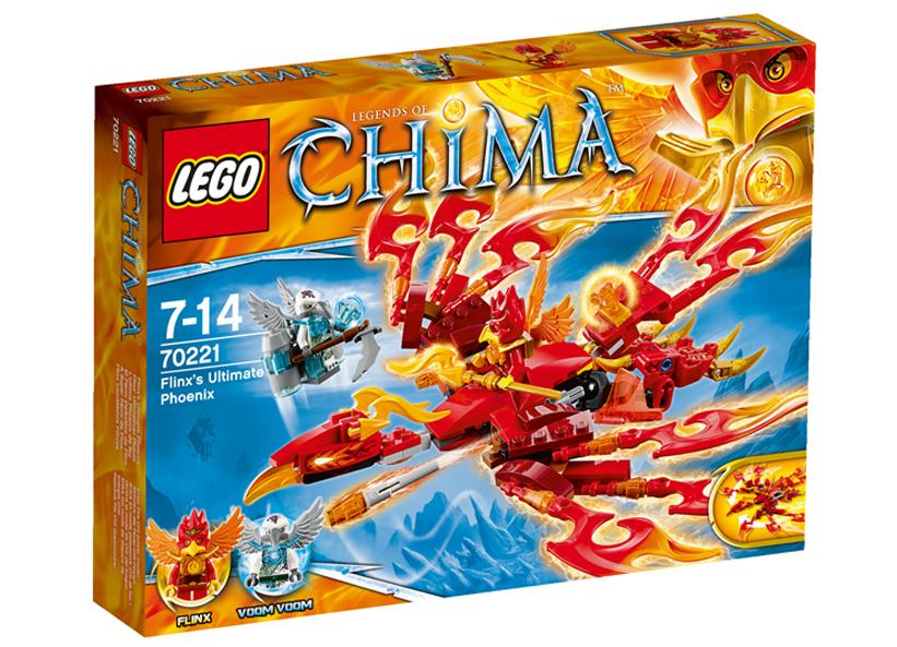 Phoenixul suprem al lui Flinx (70221)