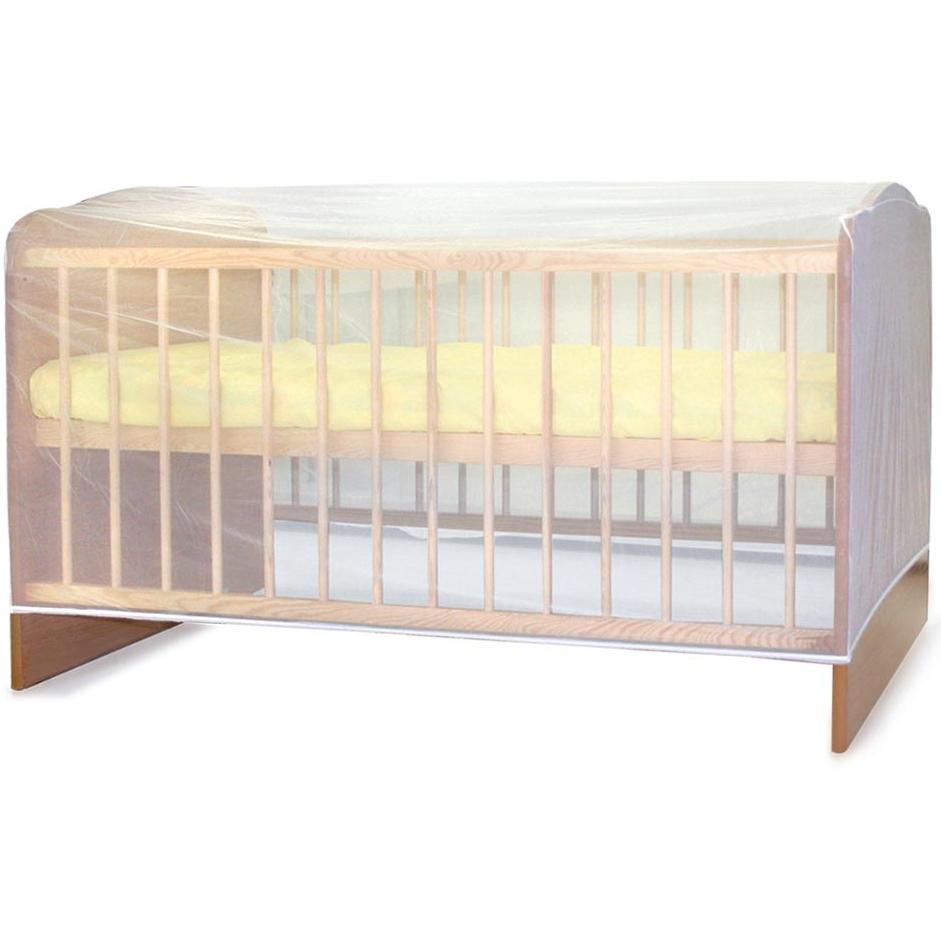 Plasa de tantari pentru pat de lemn