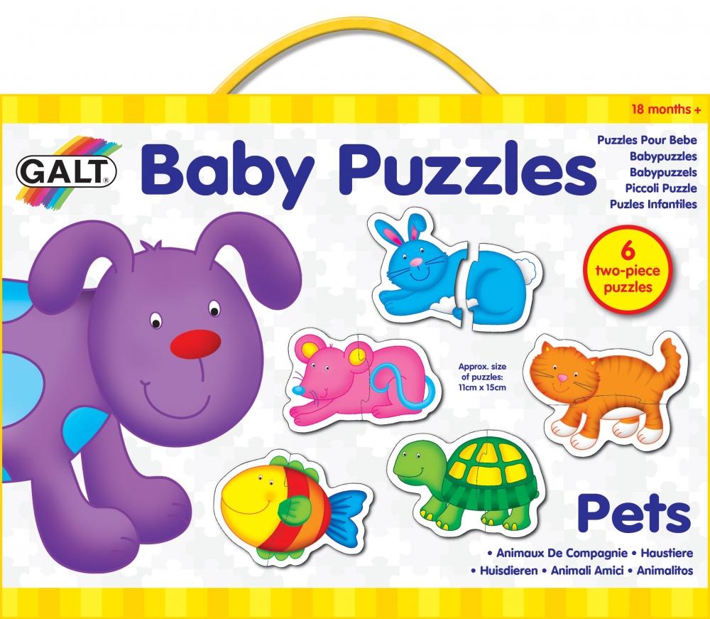 Puzzle animale de companie Baby Puzzle P