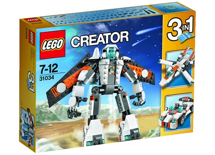 Robot Zburator (31034)