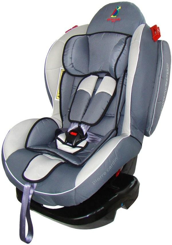 Scaun auto pentru copii Venus - gri