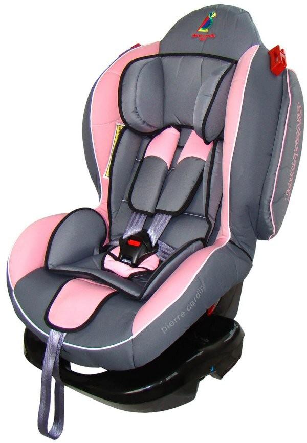 Scaun auto pentru copii Venus - roz