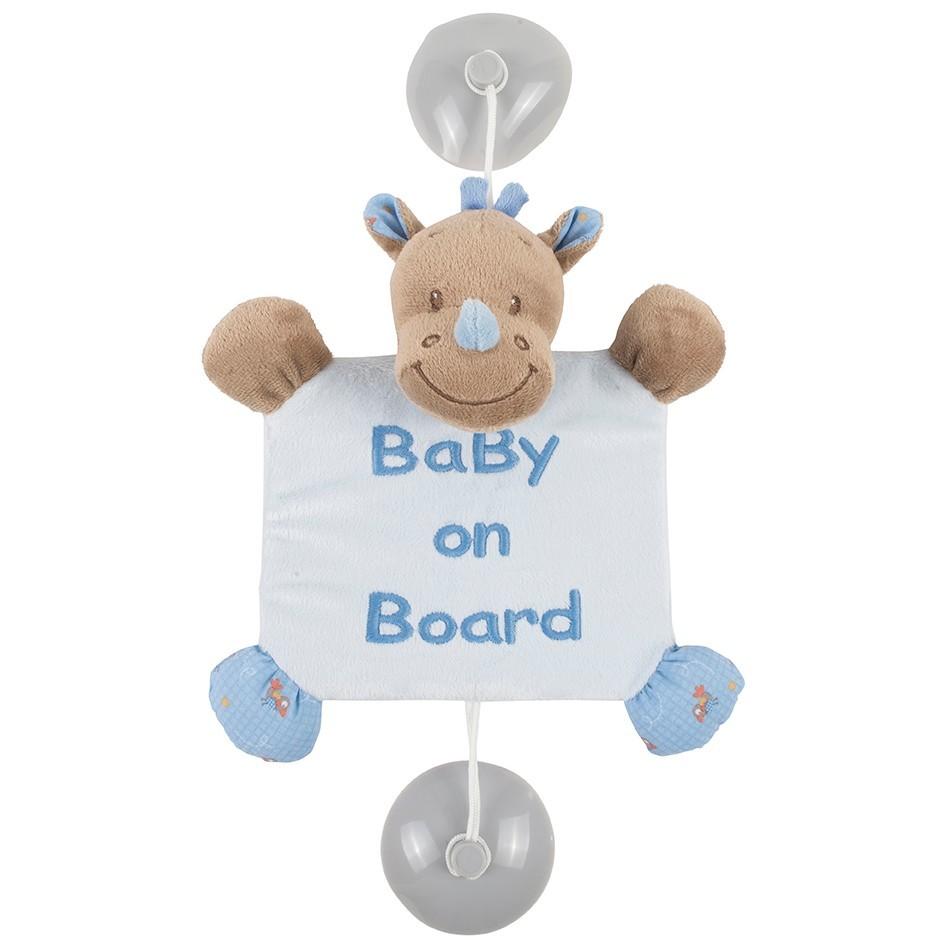Semn De Avertizare Baby On Board Rinocerul Louis