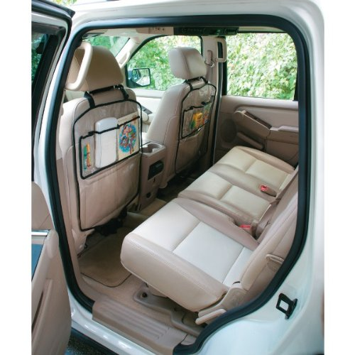 Set protectie pentru scaun auto (2 buc)