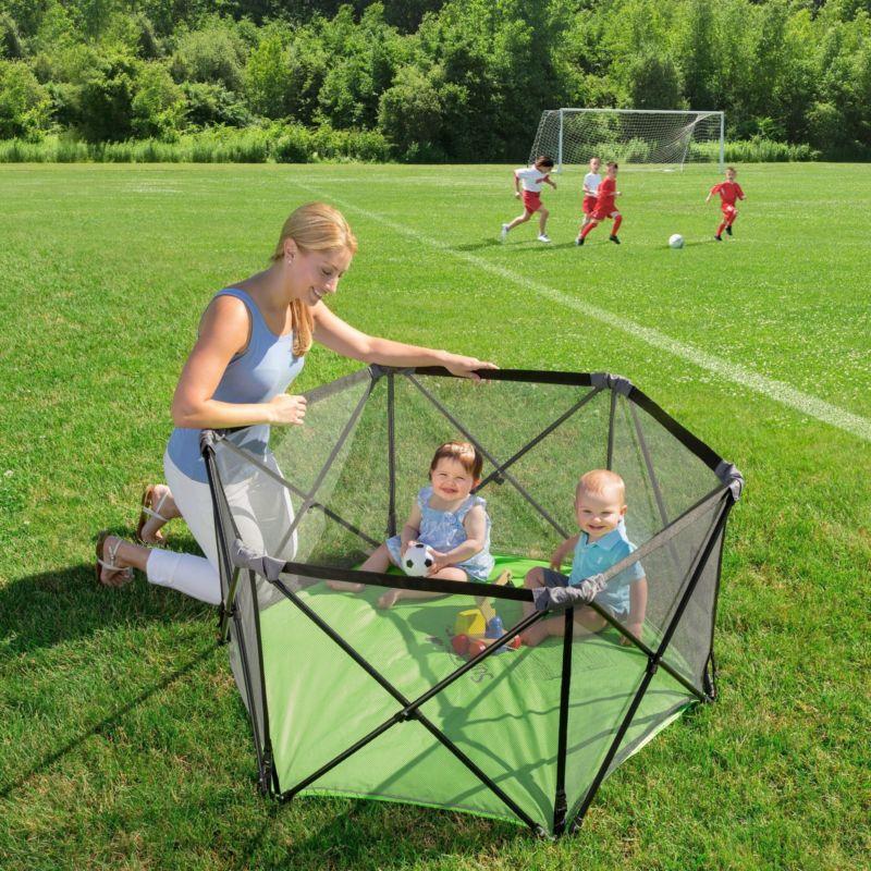 Tarc portabil Pop n Play Summer Infant imagine