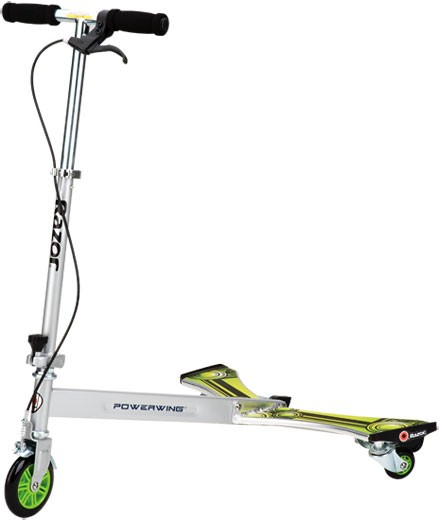 Trotineta Powerwing DLX