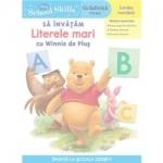 Carte Sa Invatam Literele Mari cu Winnie de Plus