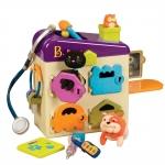 Clinica veterinara 4 cabinete B.Toys