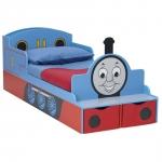Pat locomotiva Thomas cu 2 sertare