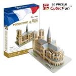Puzzle Catedrala Notre Dame din Paris