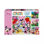 Puzzle Progresiv Minnie