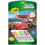Set Coloreaza dupa Numere Cars