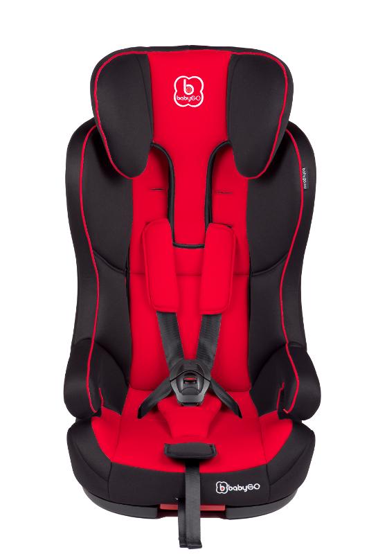 Scaun auto Isofix Iso Red