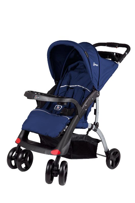 Carucior multifunctional Shopper Blue