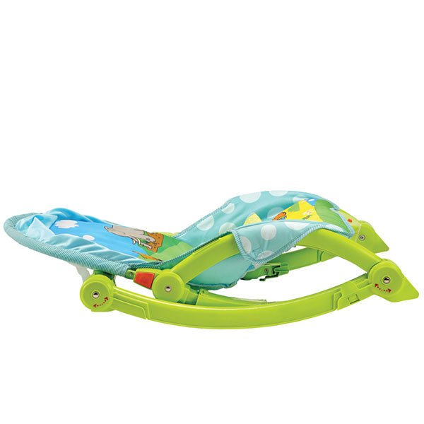 Balansoar Moni 2 in 1 Rocker Green