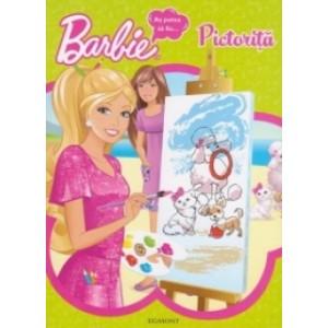 Carte Barbie - As Putea sa Fiu Pictorita
