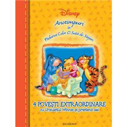 Carte Disney - Anotimpuri in Padurea celor o Suta de Stejari