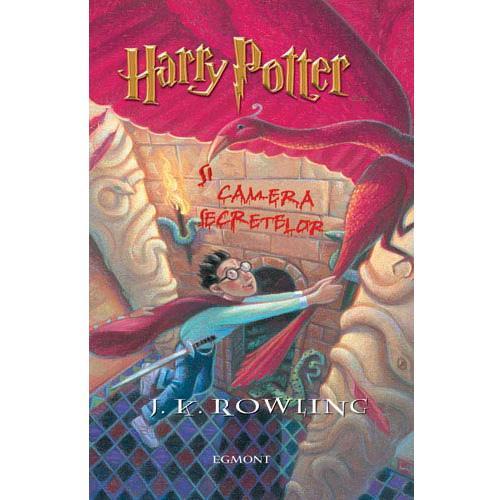 Carte Harry Potter si Camera Secretelor